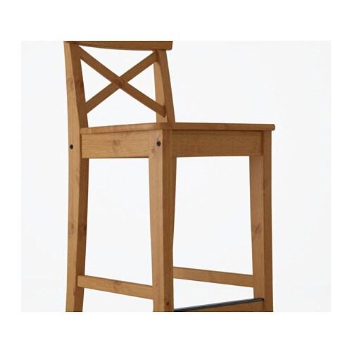 INGOLF Barhocker - 63 cm - IKEA