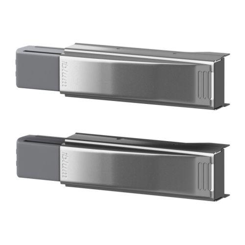 Ikea integral t rd mpfer f r scharnier 5 59 g nstiger bei for Scharniere fur schubladen