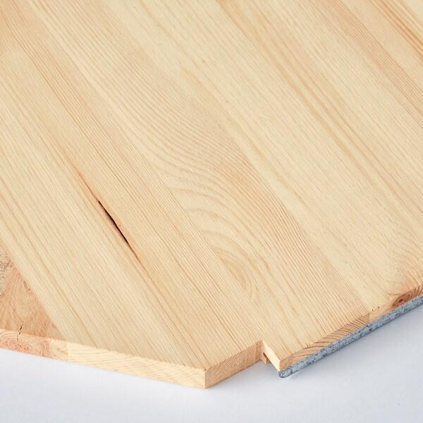 IVAR Eckregalboden, Kiefer, 56x56x30 cm