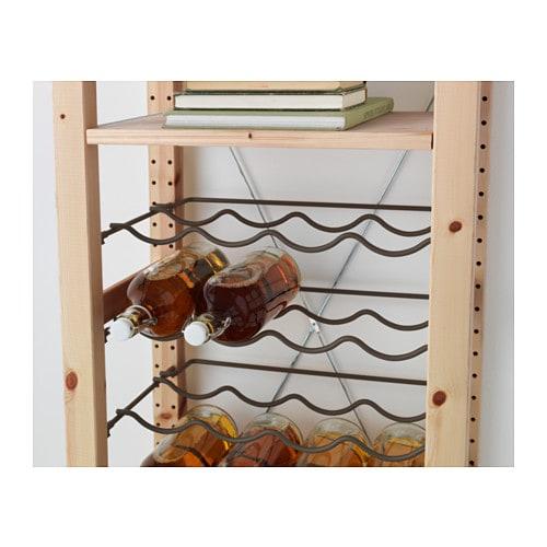 Weinregal gorm ikea  IVAR Flaschenbord - 83x30 cm - IKEA