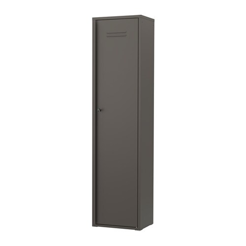 ivar schrank mit t r 40x160 cm ikea. Black Bedroom Furniture Sets. Home Design Ideas