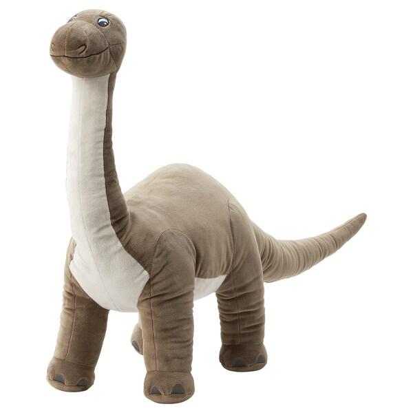 JÄTTELIK Stofftier, Dinosaurier/Dinosaurier/Brontosaurus, 90 cm