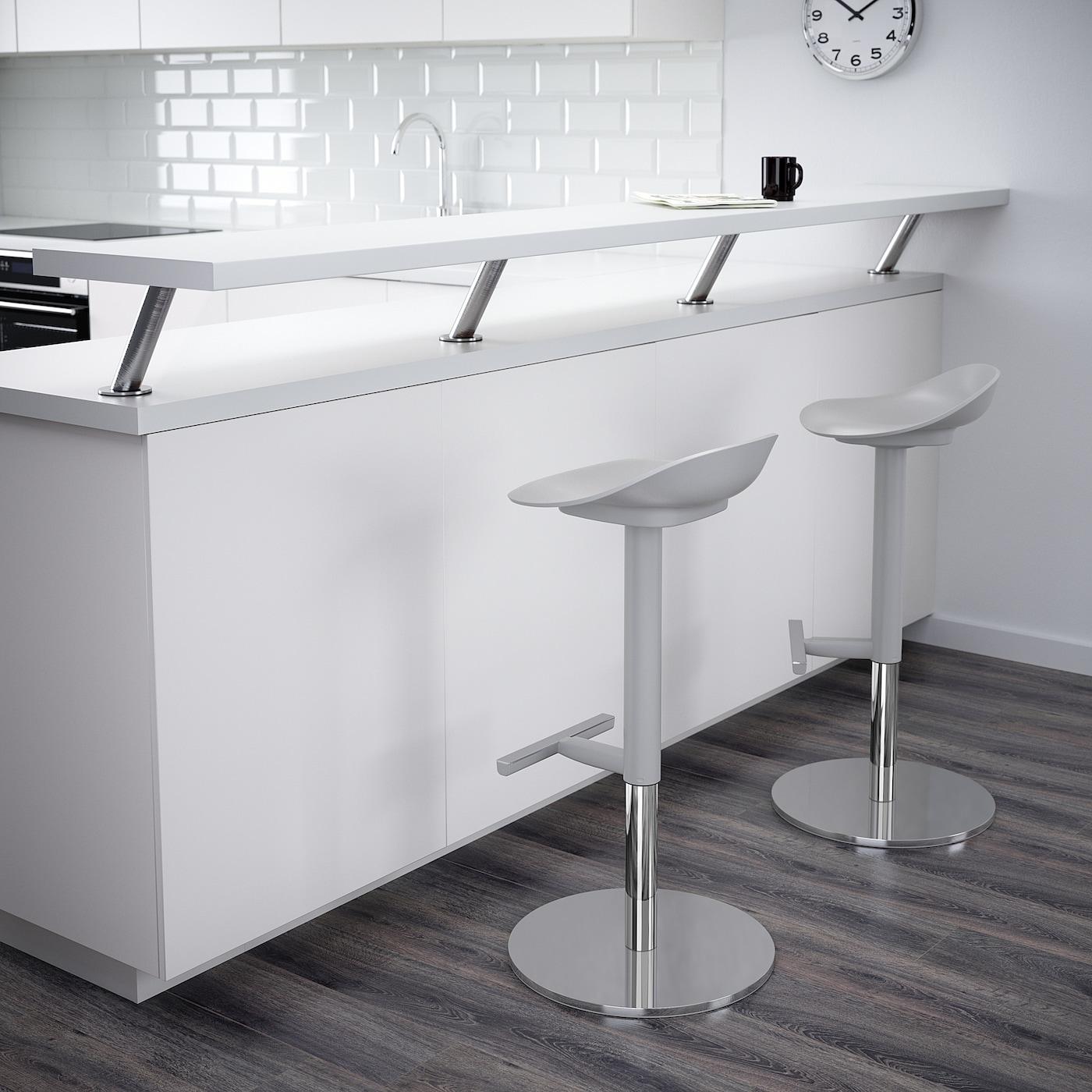 Janinge Barhocker Grau Ikea Deutschland