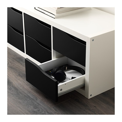 Ikea regal kallax schublade for Schubladen kallax