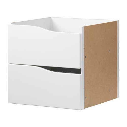 ikea regal kallax schublade. Black Bedroom Furniture Sets. Home Design Ideas