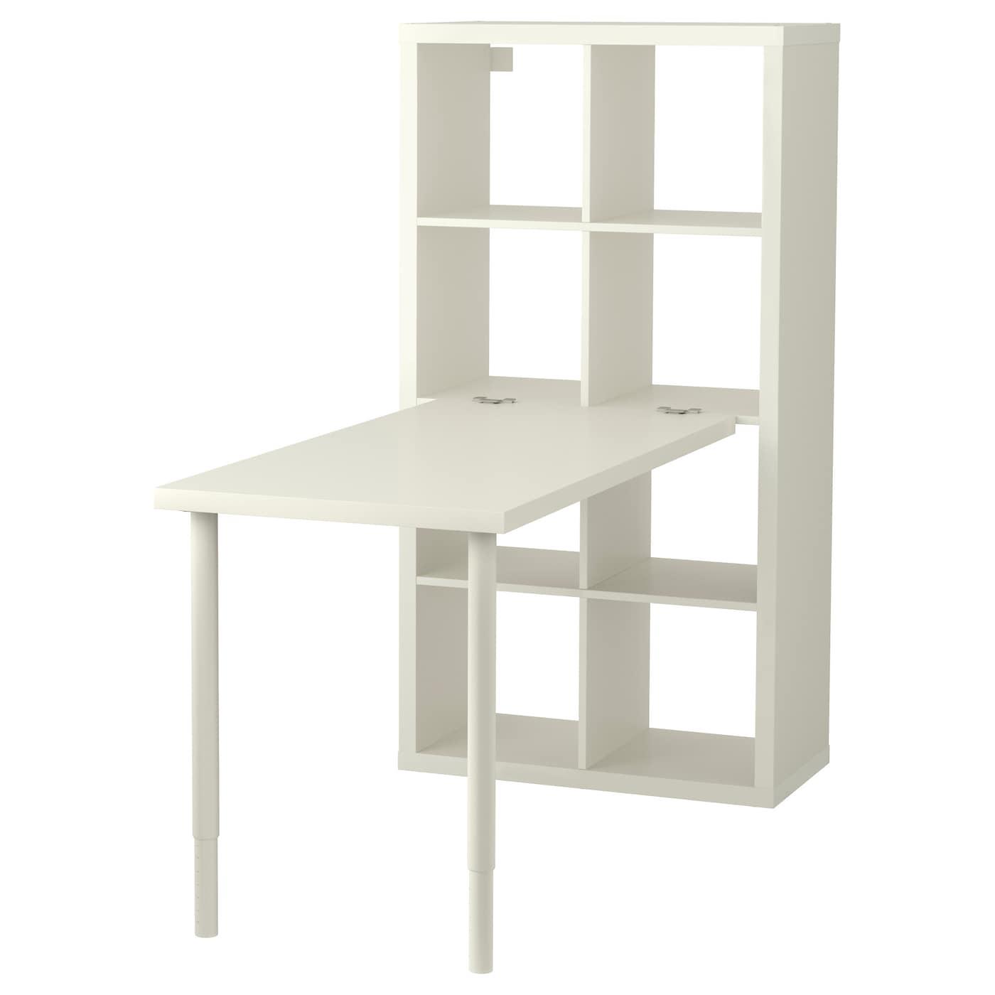 KALLAX | Büro > Bürotische > Schreibtische | Weiß | Abs | IKEA