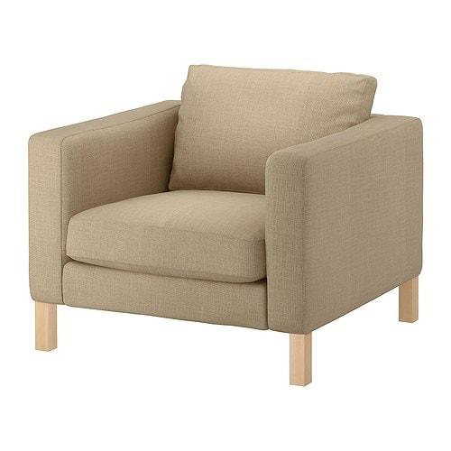karlstad sessel lind beige ikea. Black Bedroom Furniture Sets. Home Design Ideas