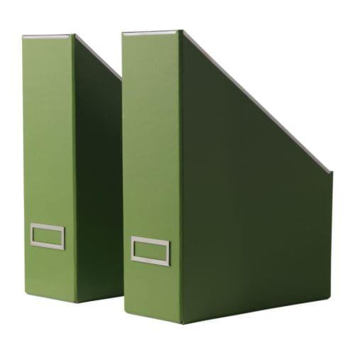 Lampe Ikea Qui Change De Couleur ~ Details zu IKEA KASSETT Zeitschriftens ammler GRÜN Zeitschriftenh