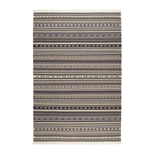 Teppich Oldenburg kattrup teppich flach gewebt 200x300 cm ikea