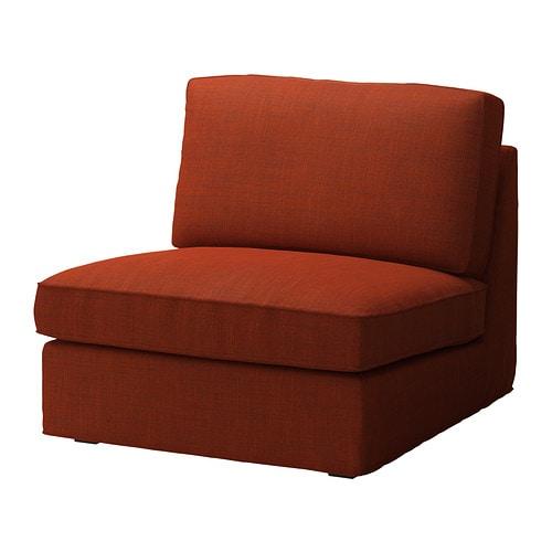 kivik bezug sitzelement 1 isunda orange ikea. Black Bedroom Furniture Sets. Home Design Ideas