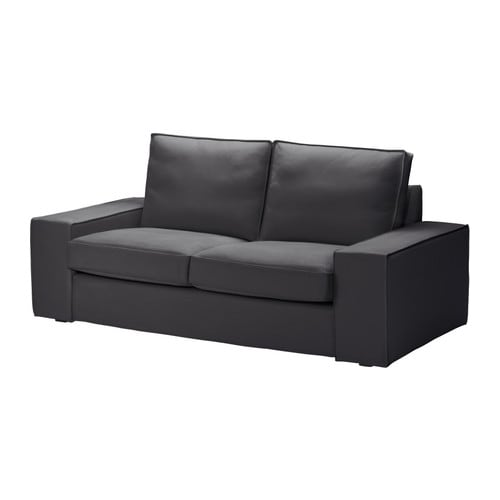 kivik 2er sofa dansbo dunkelgrau ikea. Black Bedroom Furniture Sets. Home Design Ideas