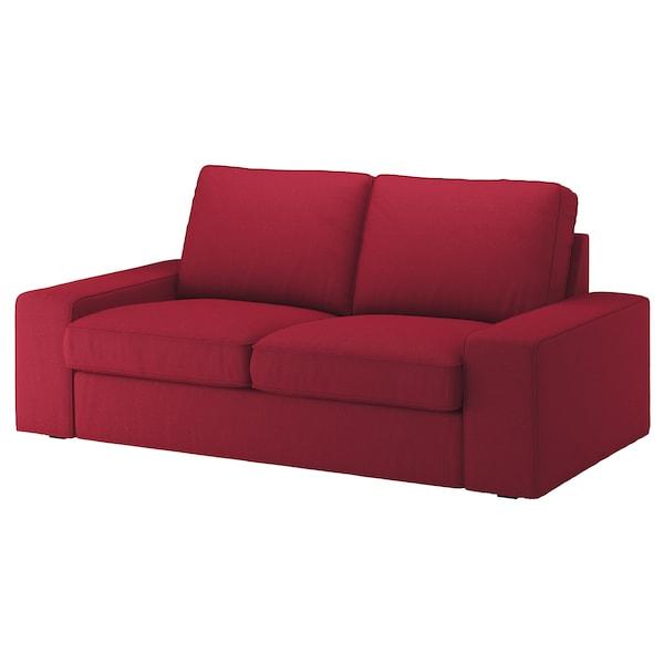 KIVIK 2er Sofa Orrsta rot IKEA