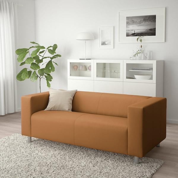KLIPPAN 2er Sofa Bomstad braun IKEA Deutschland