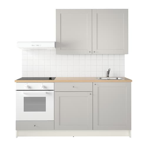 Knoxhult k che ikea for Cucina 150 cm