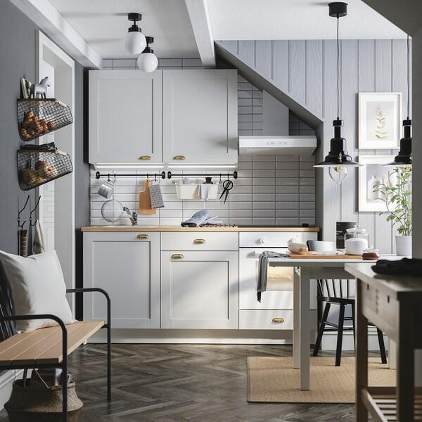 KNOXHULT Küche - grau - IKEA Deutschland