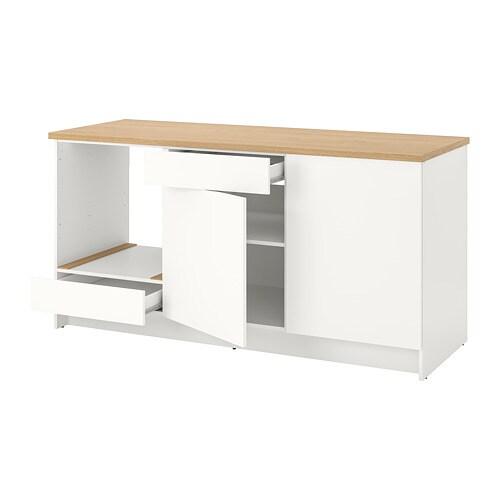 Knoxhult Unterschrank Mit Turen Schublade Ikea