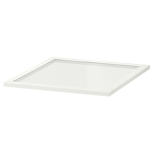 KOMPLEMENT Glaseinlegeboden, weiß, 50x58 cm