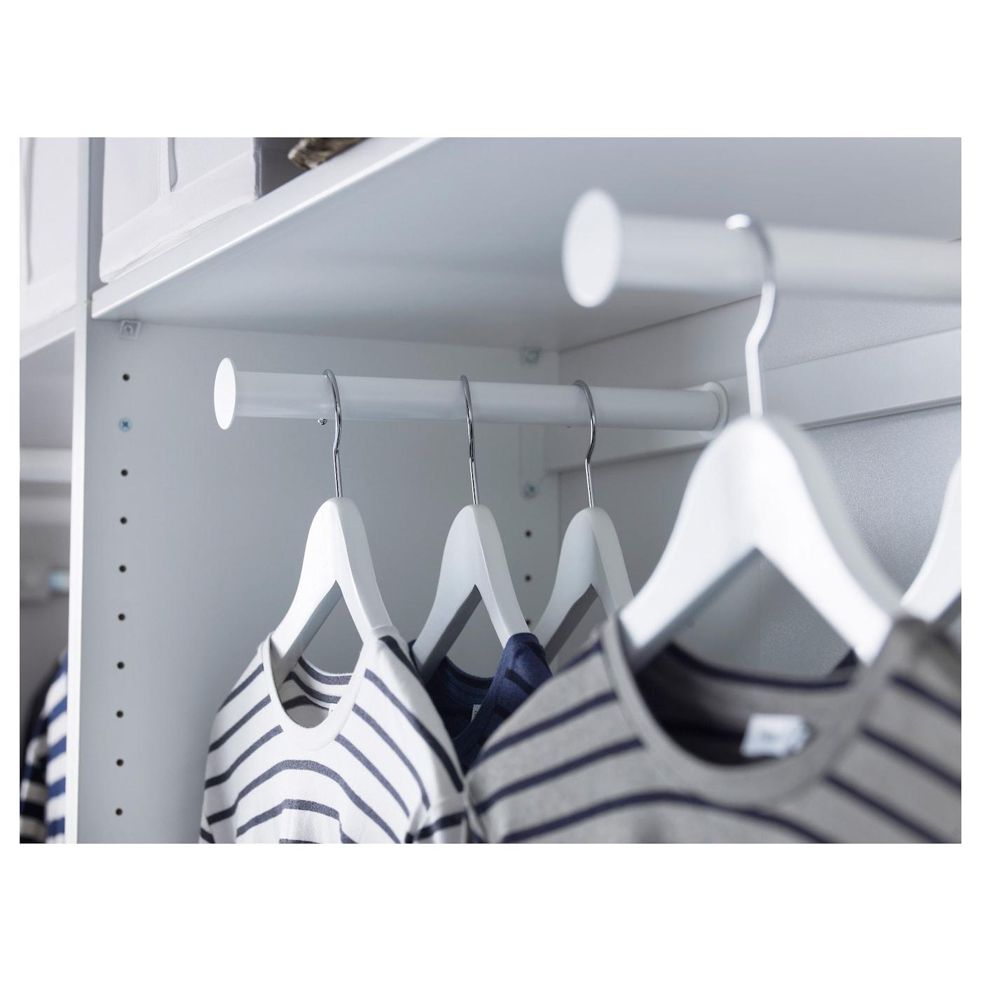 Komplement Kleiderstange Ausziehbar Weiss Ikea Deutschland