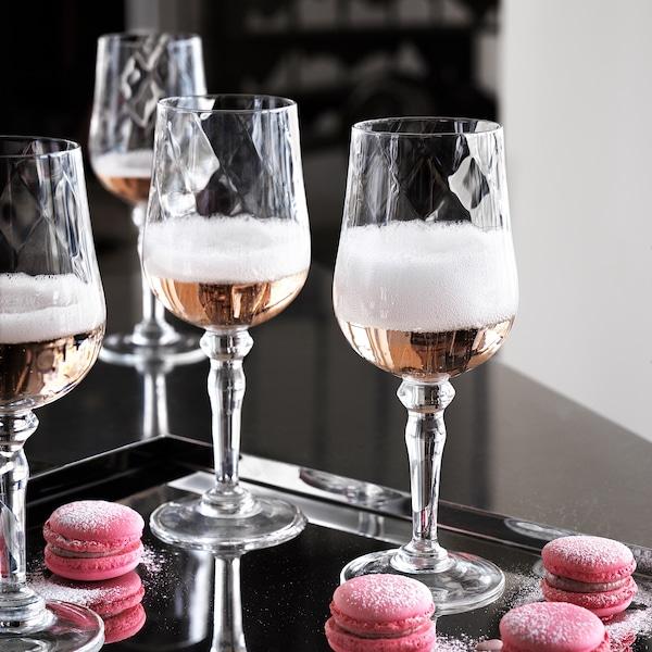KONUNGSLIG Weinglas, Klarglas, 40 cl