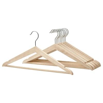 KRÄNGA Kleiderbügel, Holz