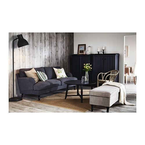 Couchtisch ikea schwarz  KRAGSTA Couchtisch - schwarz - IKEA