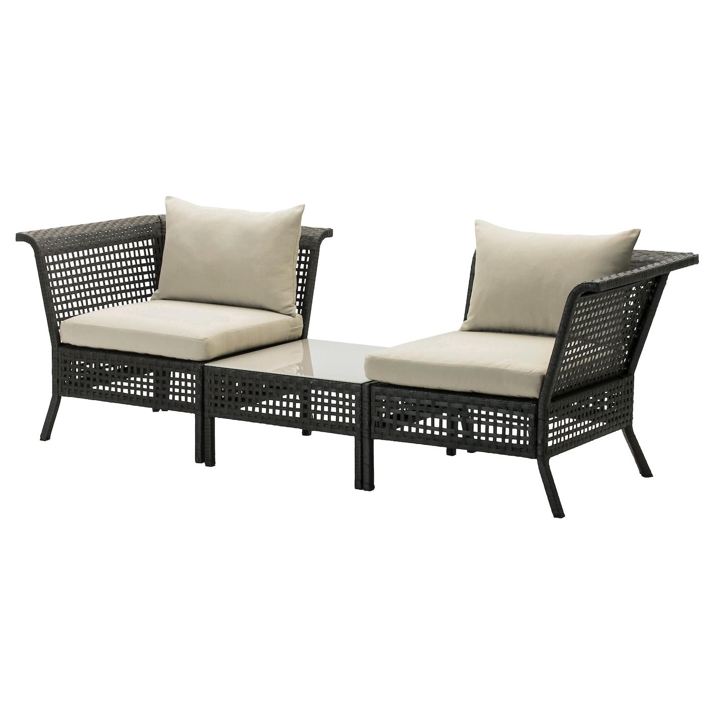 gartenm bel set ikea. Black Bedroom Furniture Sets. Home Design Ideas