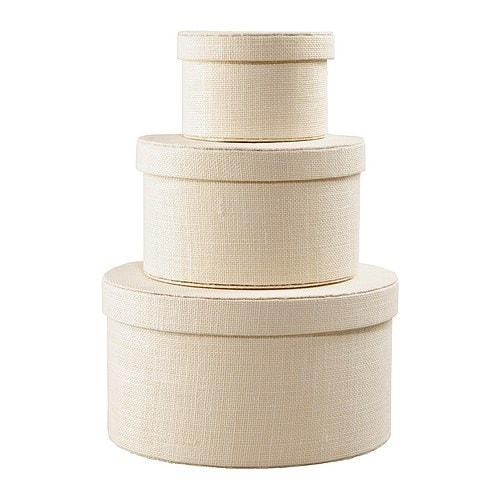 Ordnungsboxen Ikea weiße runde ordnungsboxen forum