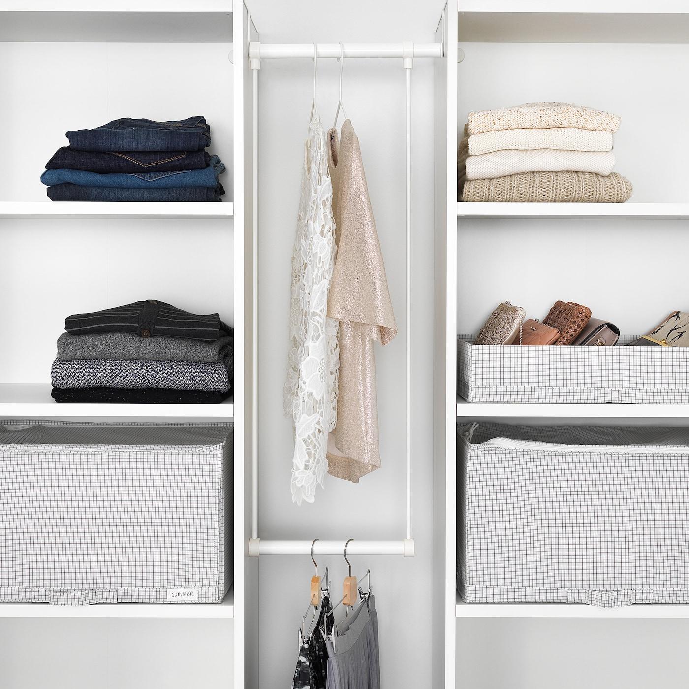 LÄTTHET Kleiderstange für Korpus, weiß, 20 20x20 cm   IKEA Deutschland