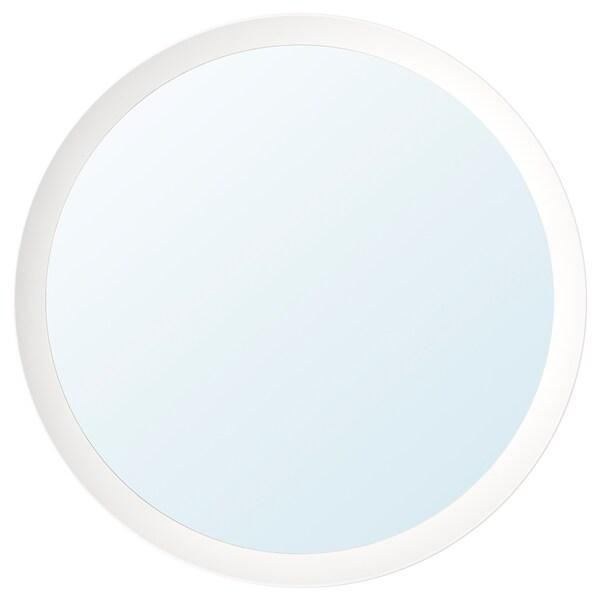 LANGESUND Spiegel, weiß, 50 cm