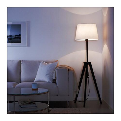 Stehlampe Dreibein Ikea