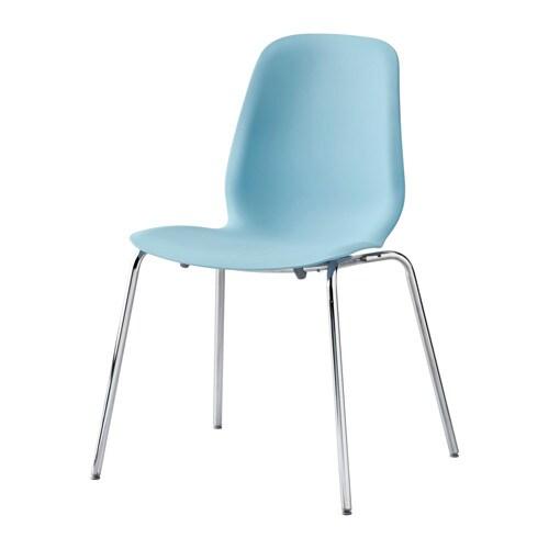 Ikea schreibtischstuhl blau  LEIFARNE Stuhl - IKEA
