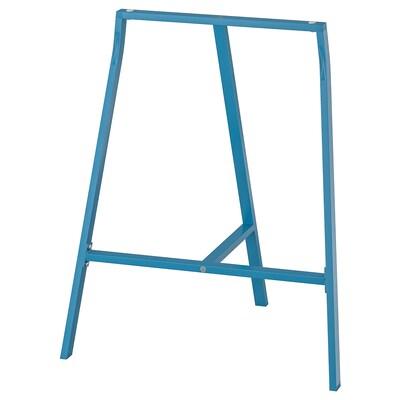 LERBERG Tischbock, blau, 70x60 cm