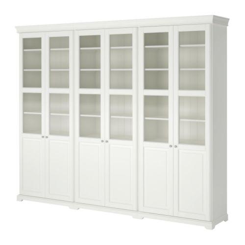 Ikea Türen liatorp aufbewahrung mit türen ikea
