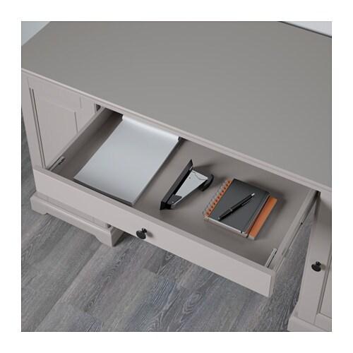 Attractive LIATORP Schreibtisch   Grau   IKEA Pictures