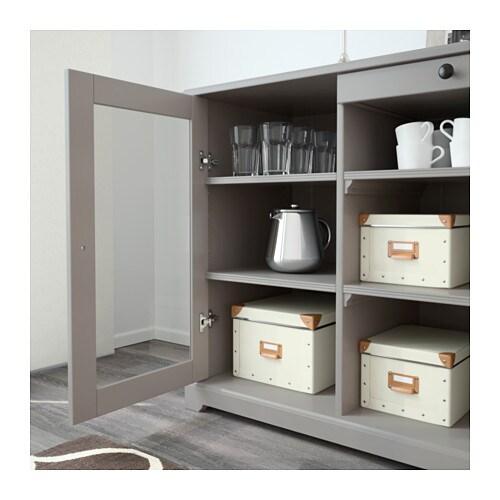 LIATORP Sideboard   Grau   IKEA