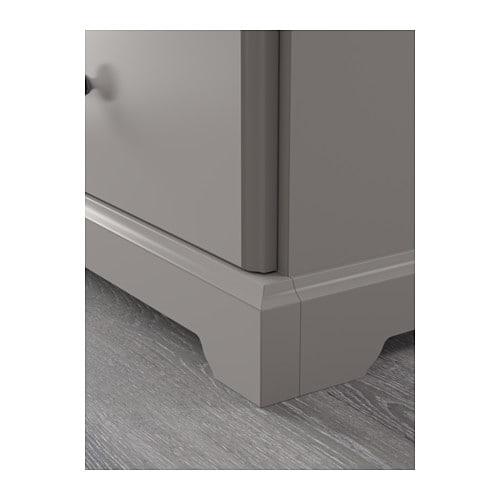 LIATORP TV Bank   Grau   IKEA