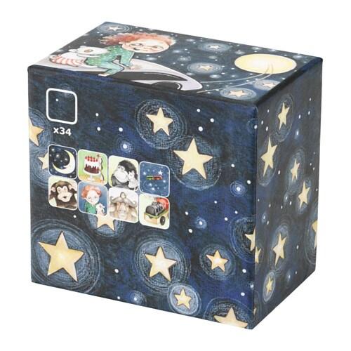 lillabo kartenspiel 17 paare ikea. Black Bedroom Furniture Sets. Home Design Ideas