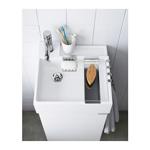 Lillangen Waschbecken Montage Abdeckung Ablauf Dusche