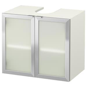 Farbe: Weiß/aluminium.