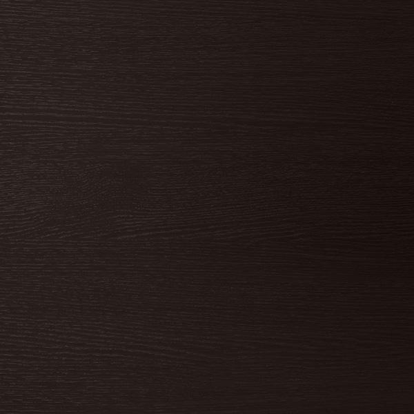 LILLÅNGEN Waschbeckenunterschrank, 2 Türen schwarzbraun 60 cm 38 cm 51 cm