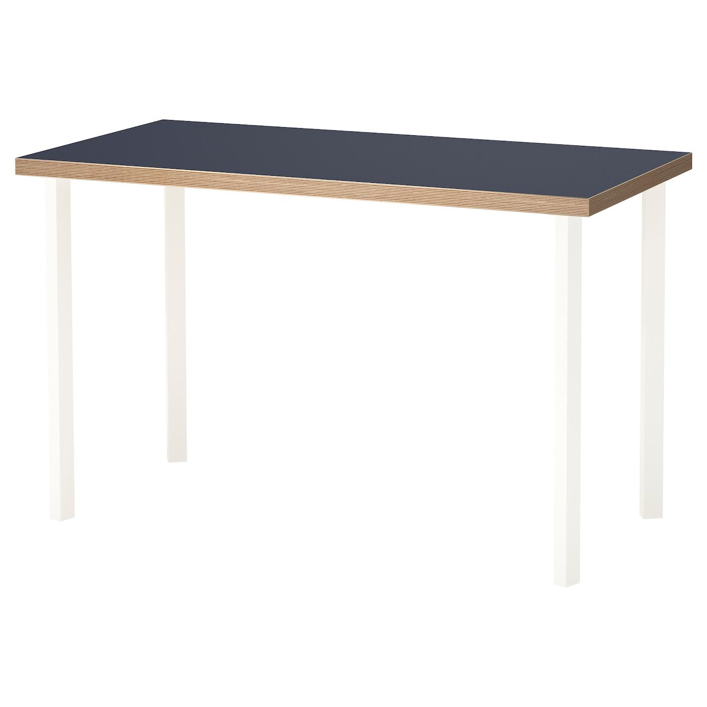 LINNMON / GODVIN, Tisch, blau 892.142.10