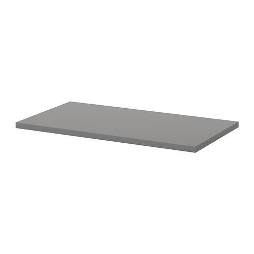 linnmon tischplatte grau ikea. Black Bedroom Furniture Sets. Home Design Ideas