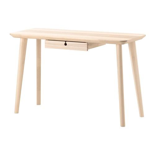 Schreibtisch ikea  LISABO Schreibtisch - IKEA