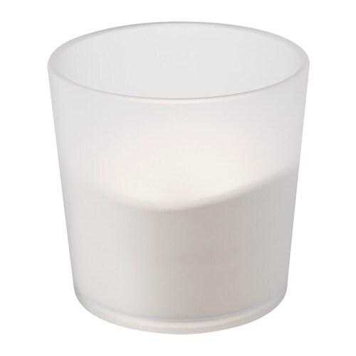 Ikea Kerzen Im Glas ljusande kerze im glas led ikea