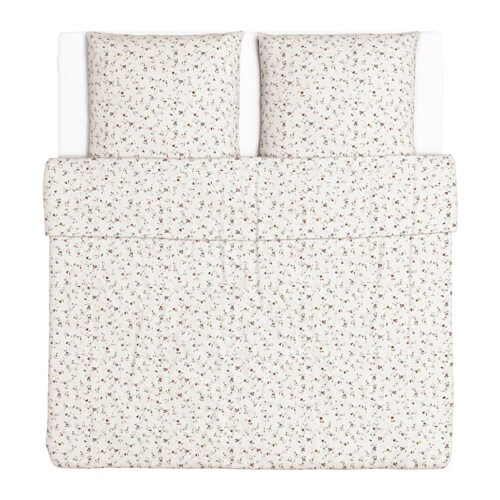 Ikea ljus ga biancheria letto copripiumino 240x220 cm set - Biancheria da letto ikea ...