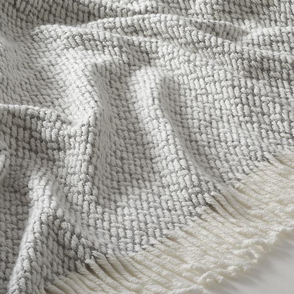 MAJINGER Plaid, grau, 150x200 cm