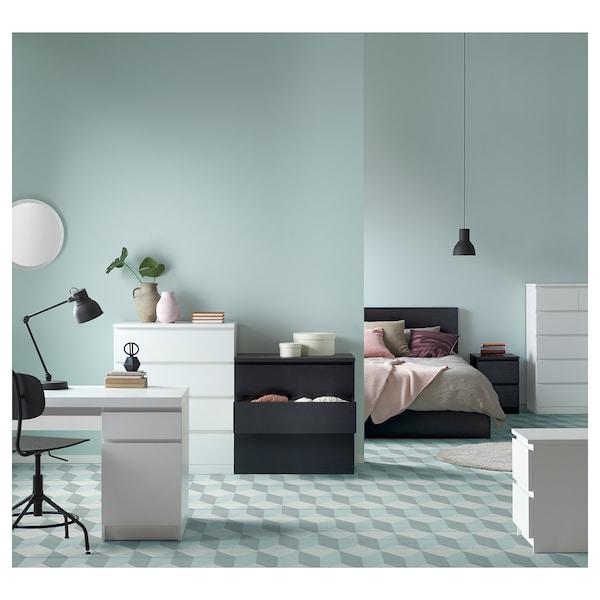 Ikea Malm Kommode Schwarz 2021