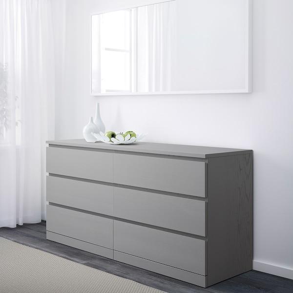 Ikea Malm Kommode 6 Schubladen Maße 2021