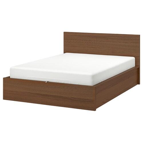Bett Mit Bettkasten Oder Schubladen Online Kaufen Ikea