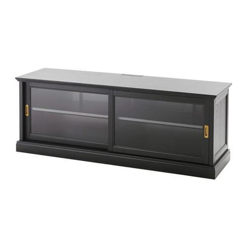 MALSJÖ TV-Bank+Schiebetüren - IKEA